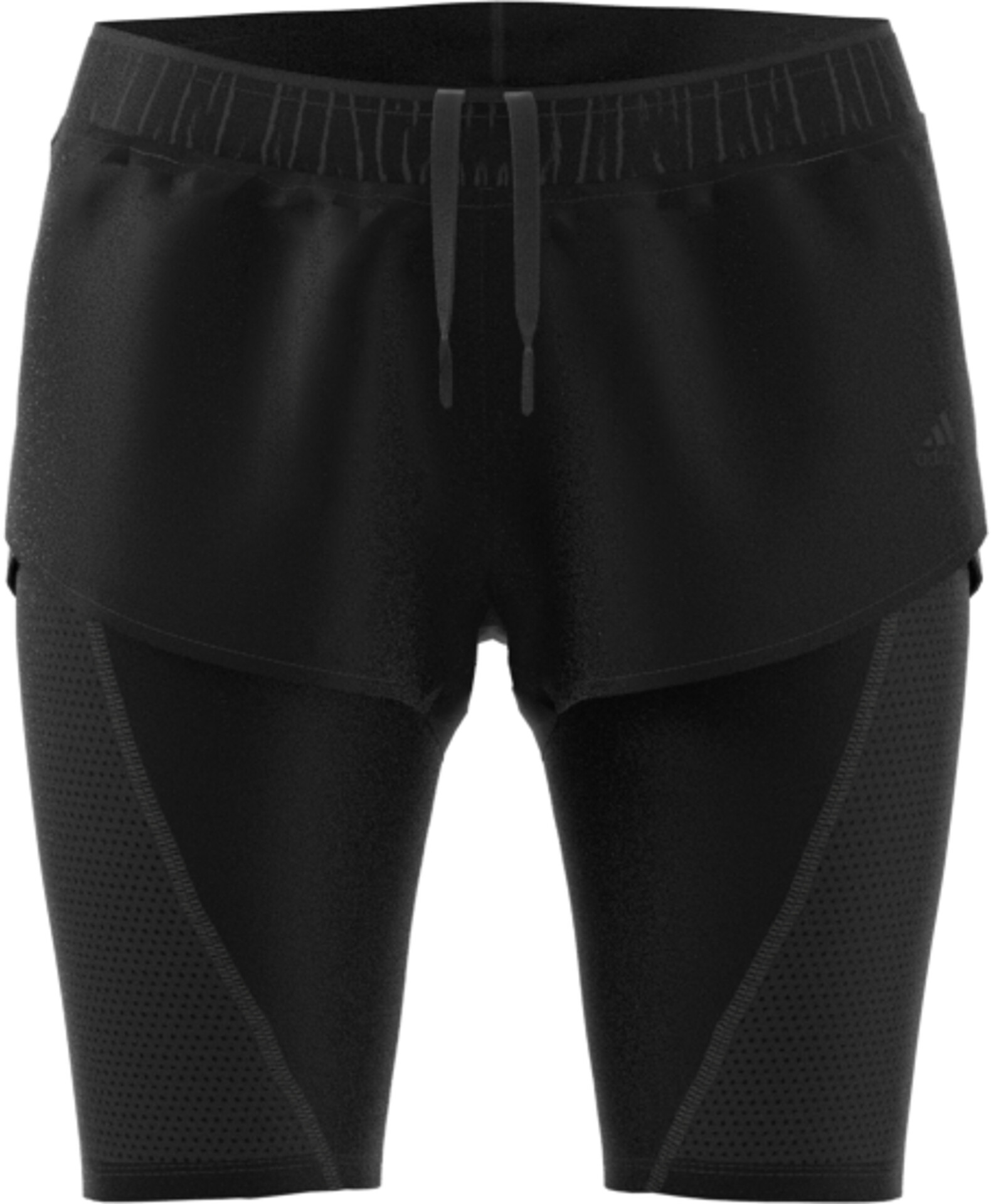 adidas Performance CORECHILL Sports shorts chill black